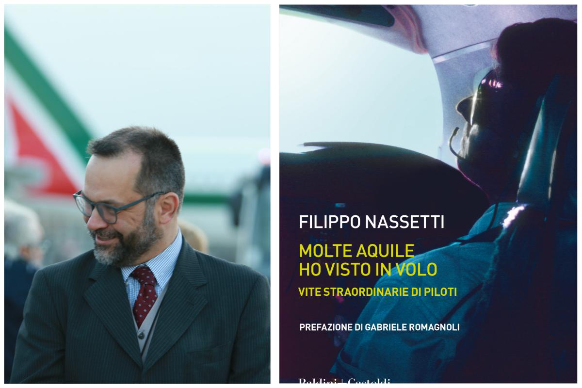 Molte aquile ho visto in volo, di Filippo Nassetti: la recensione del libro  • Uozzart