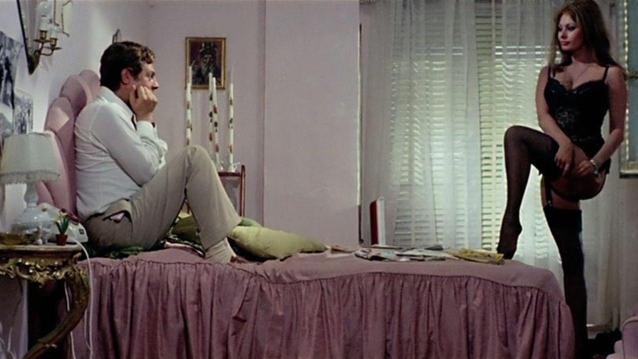 Oscar italiani – Ieri, oggi, domani (1963): il volto di Sophia Loren per tre grandi donne • Uozzart